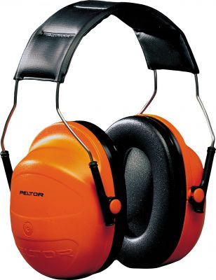 PELTOR OPTIME II Bügelgehörschutz H31, orange